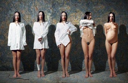 Communal nudity
